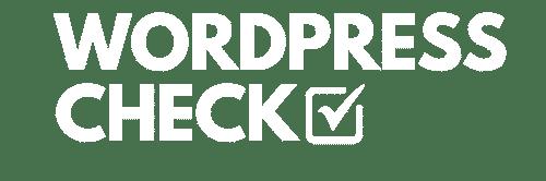 Wordpress Check logo